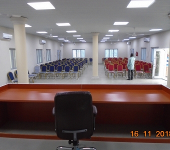 Construction and Furnishing of 200 Capacity Town Halls With Two (2) Offices And Four (5) Bedrooms For Community Guest House In Odimodi Community