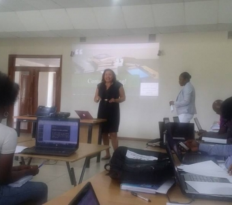 ICT Training for CSOs in Niger Delta