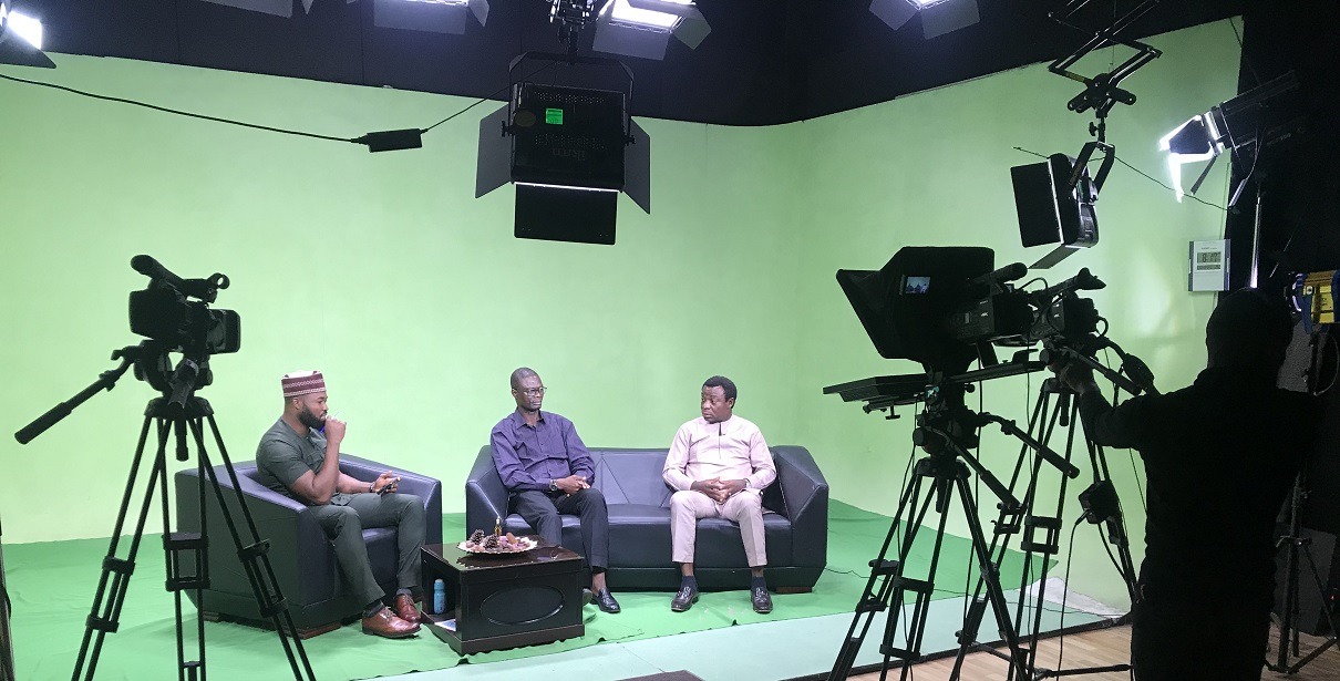 2019 World Water Day Commemoration Live TV/Radio appearance at Quest TV/Radio by ICD invited Guest Discussants